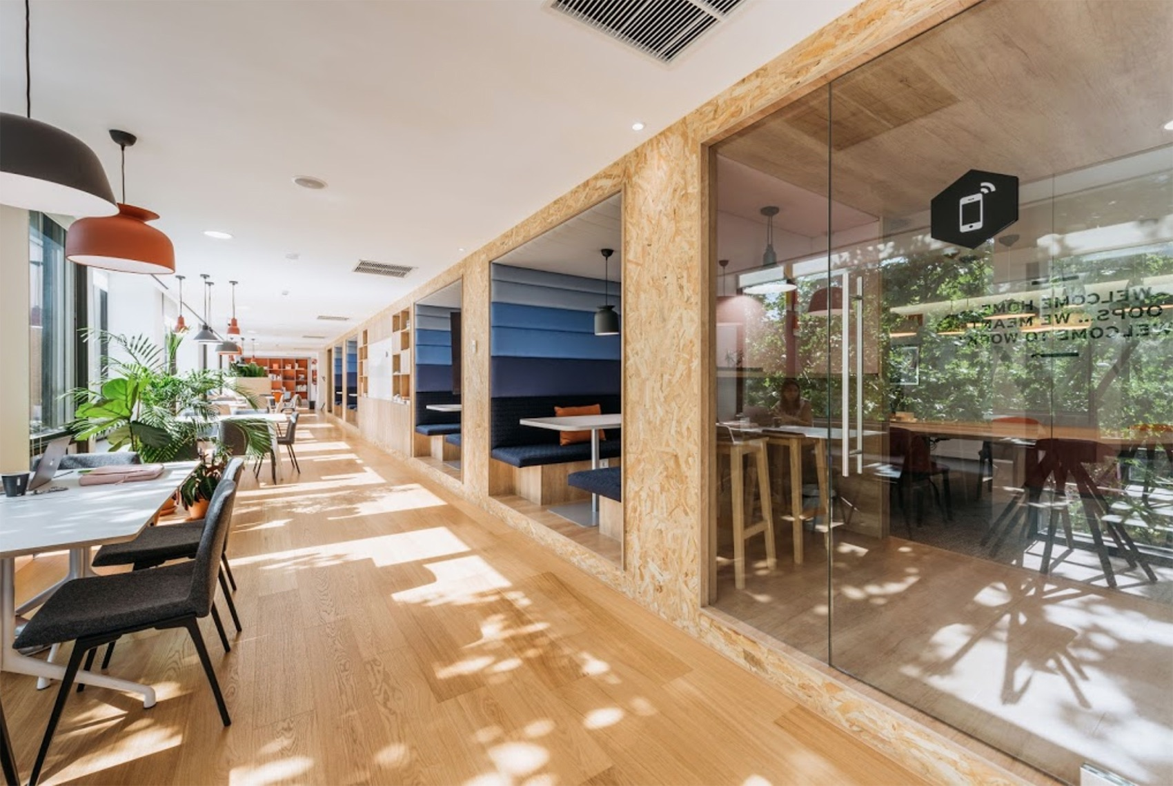 A Look Inside Spaces' Madrid Coworking Space – Atocha