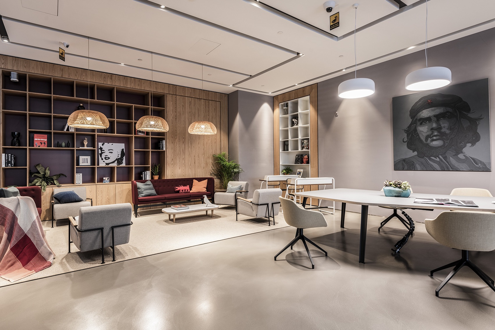 A Tour of Spaces' Elegant Taipei Coworking Space