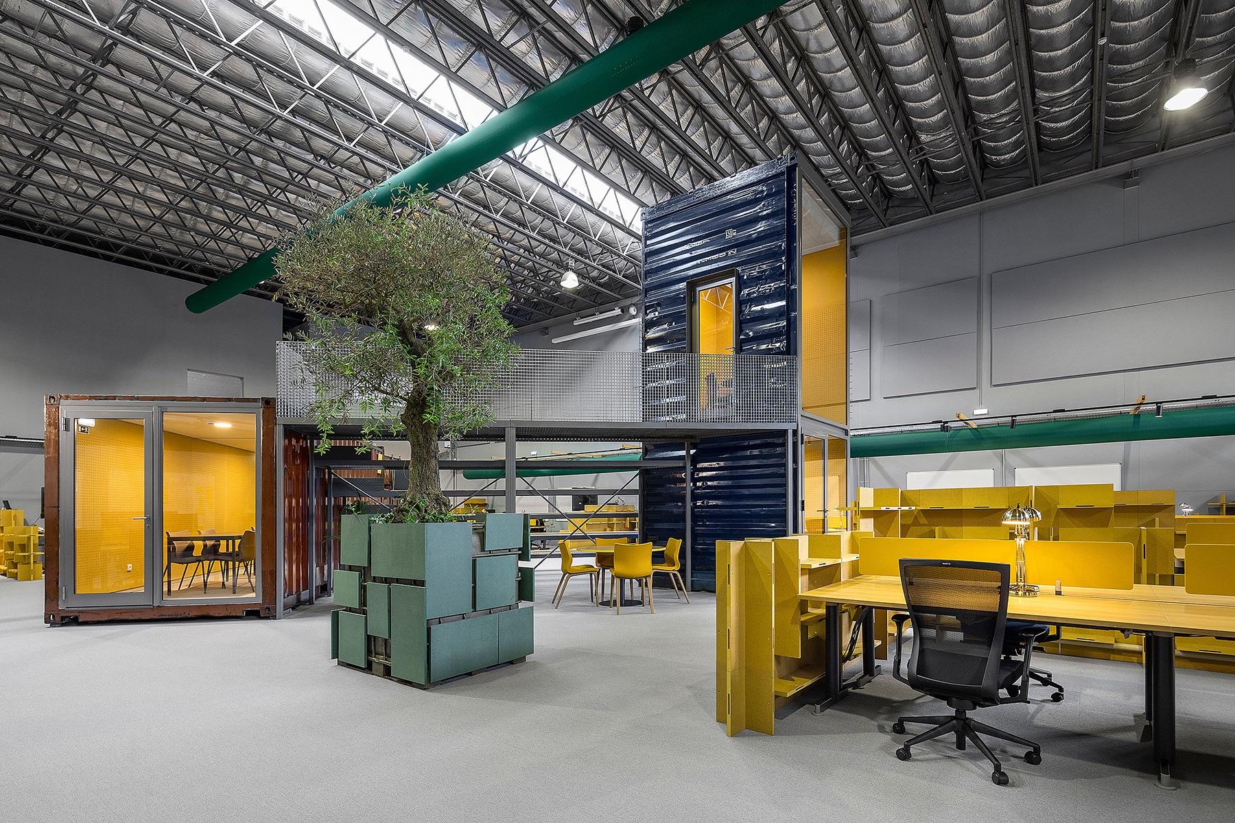 A Tour of Spectris Innovation Centre's Porto Office