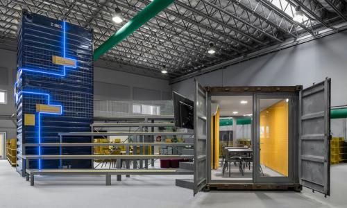 Porto HBK Innovation do atelier de arquitetura Studium Creative