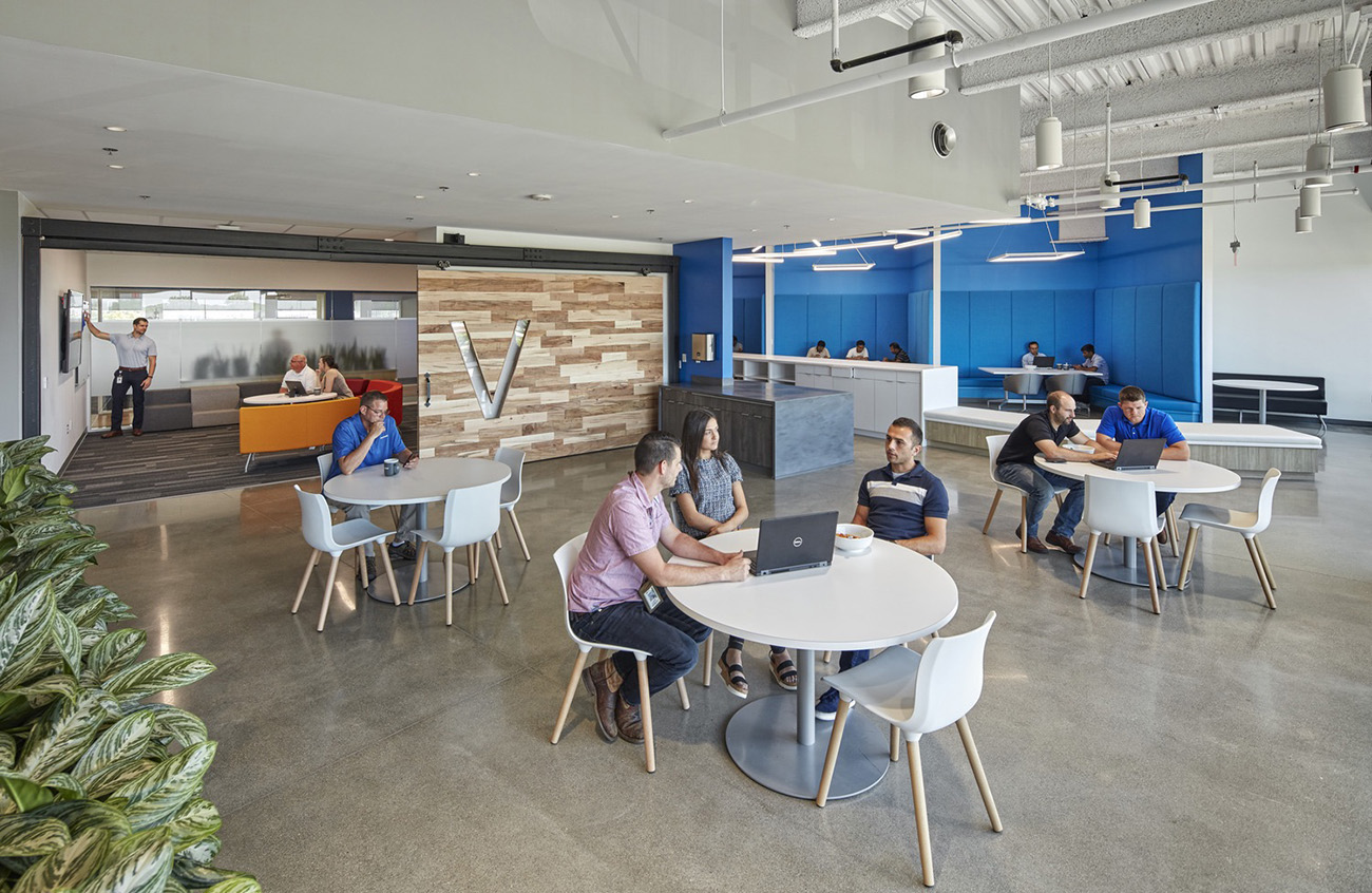 Inside Veoneer's New Southfield Office