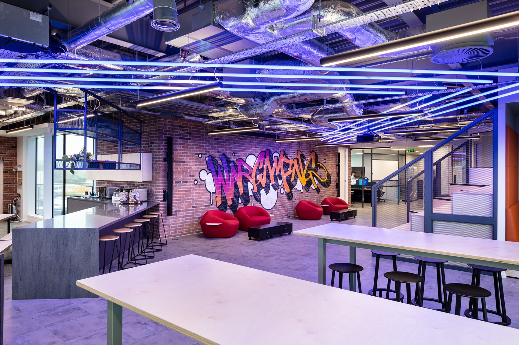 Inside Wargaming's Cool New Guildford Office