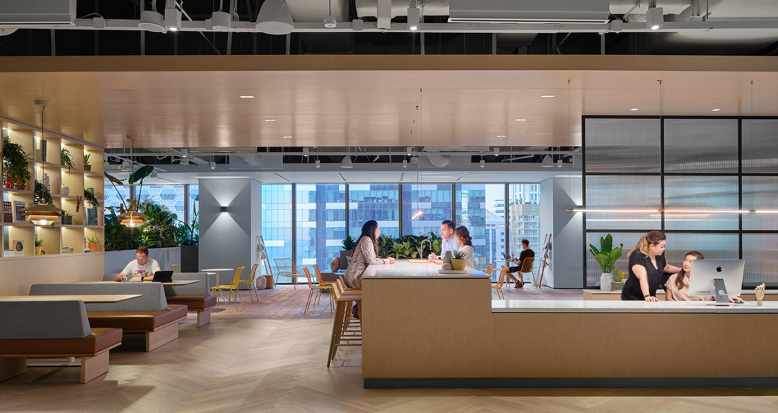 A Tour of Zendesk's Sleek New Singapore Office