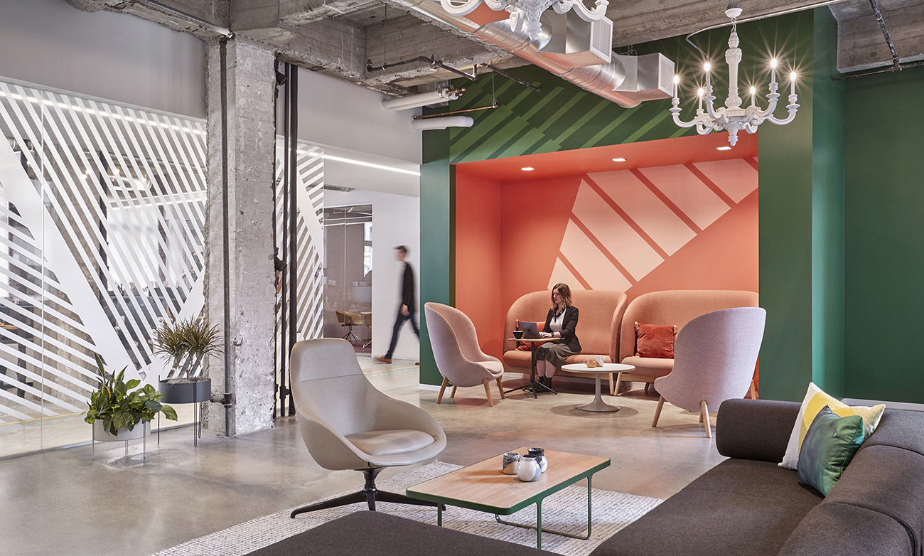 A Look Inside LiveRamp's New San Francisco Headquarters