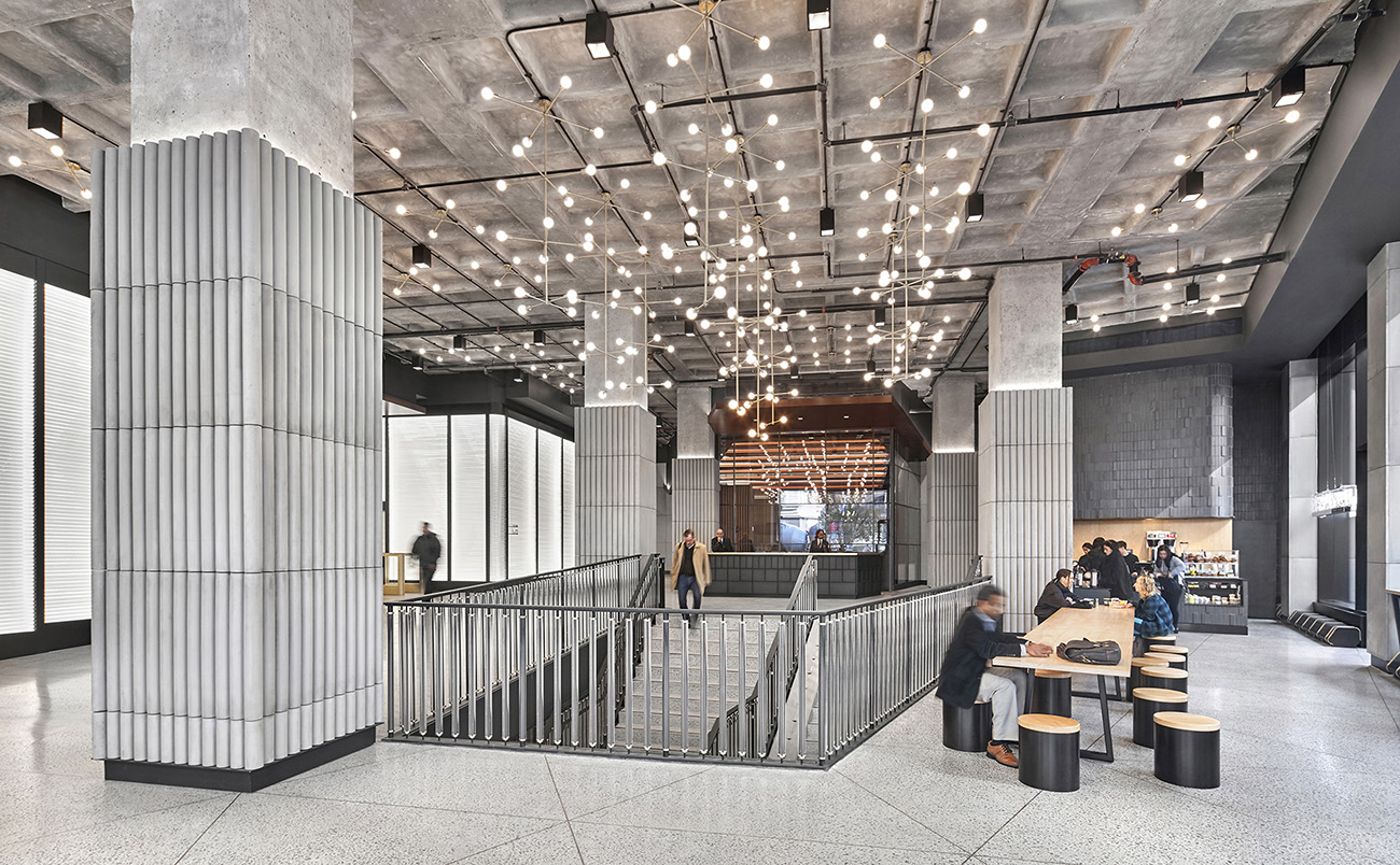 A Look Inside NoMad Tower's NYC Office Space