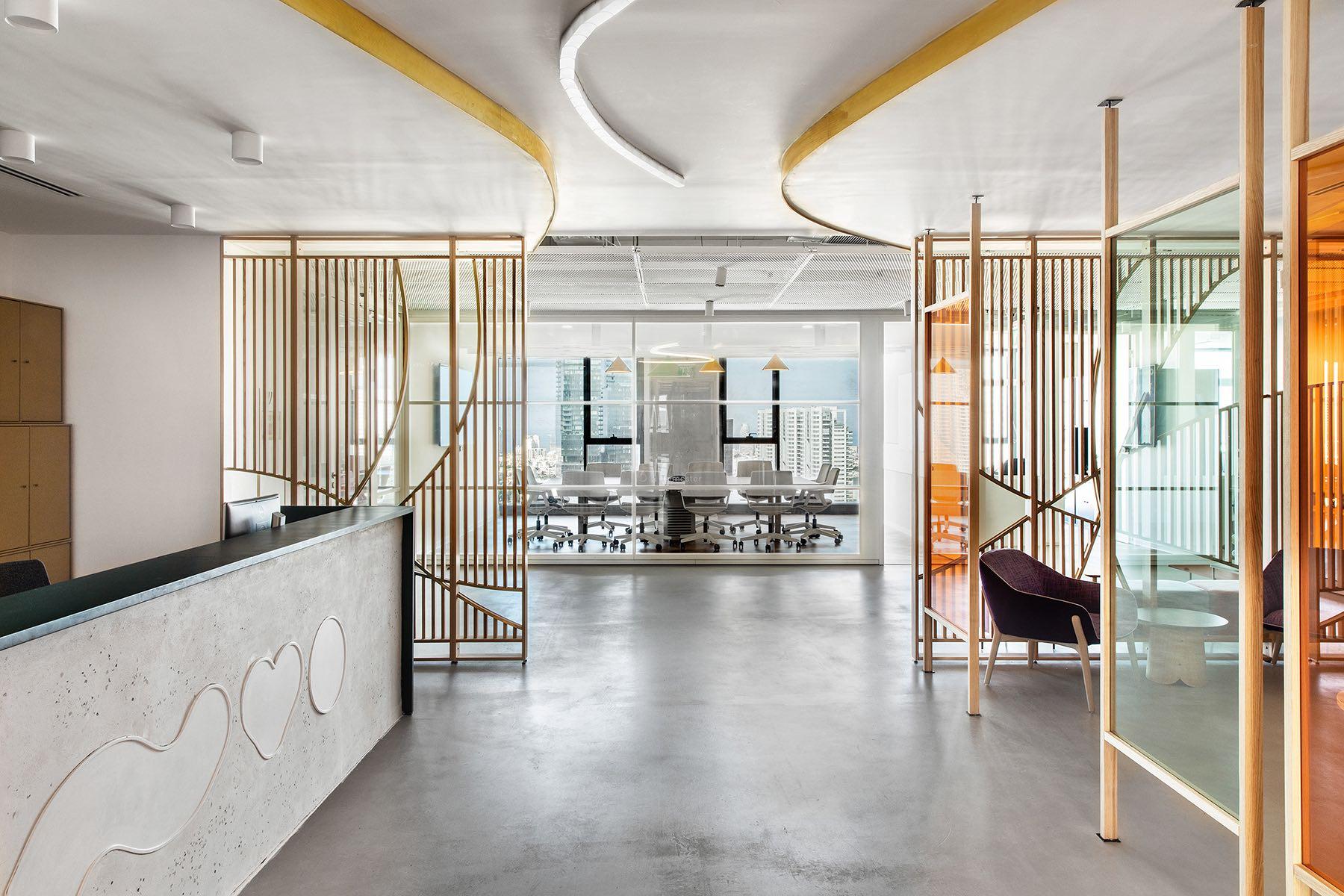 A Tour of Nuvo's Sleek New Tel Aviv Office