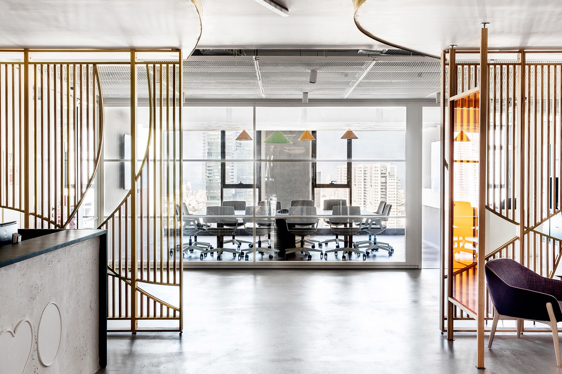 A Tour Of Nuvo's Sleek New Tel Aviv Office
