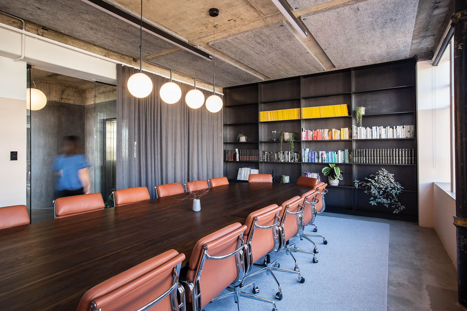 A Look Inside Panama Square's Hamilton Coworking Space