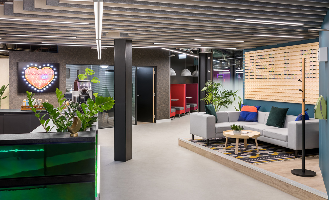 A Tour of Product Madness' New London Office
