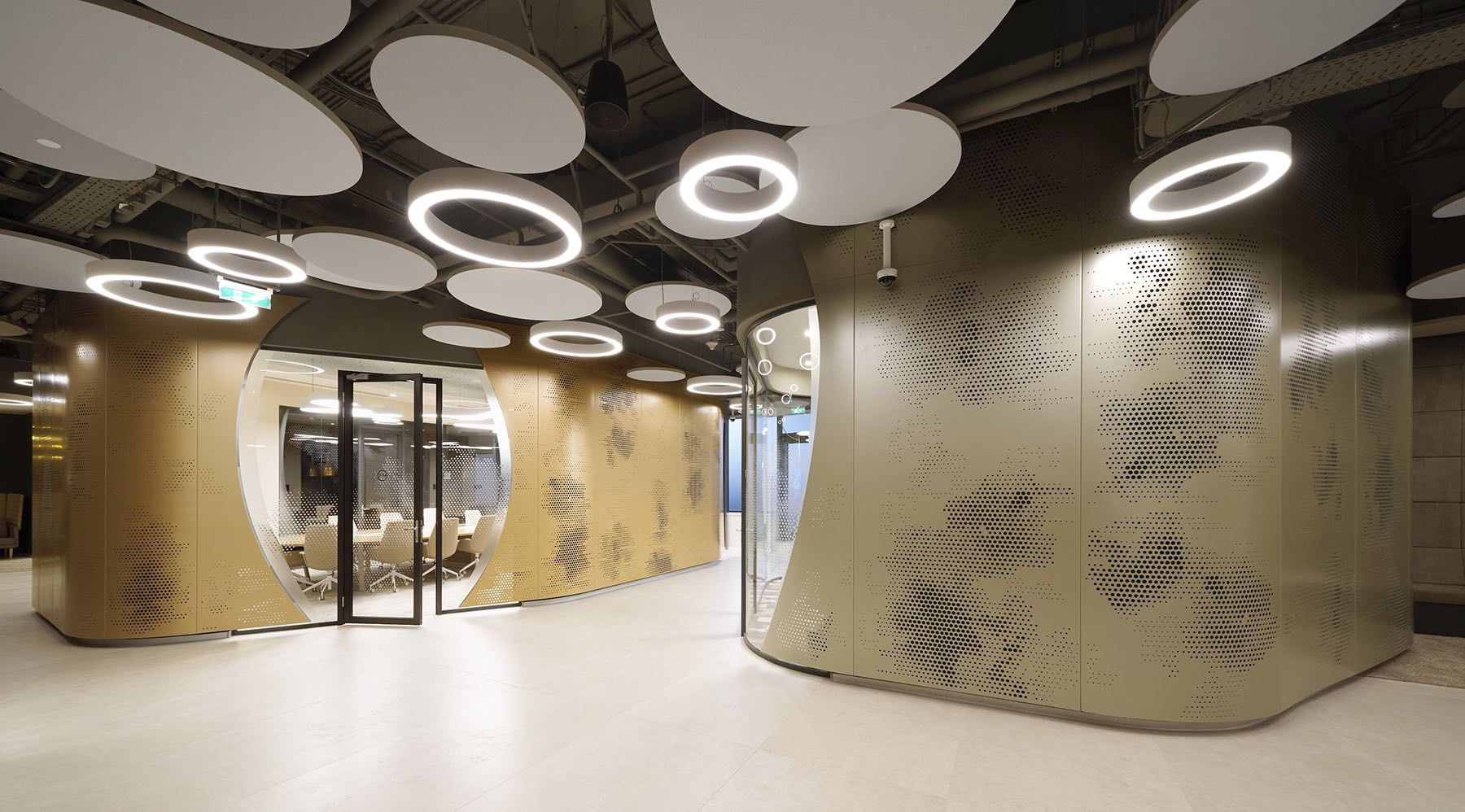 A Tour Of Sberbank's New Moscow Headquarters