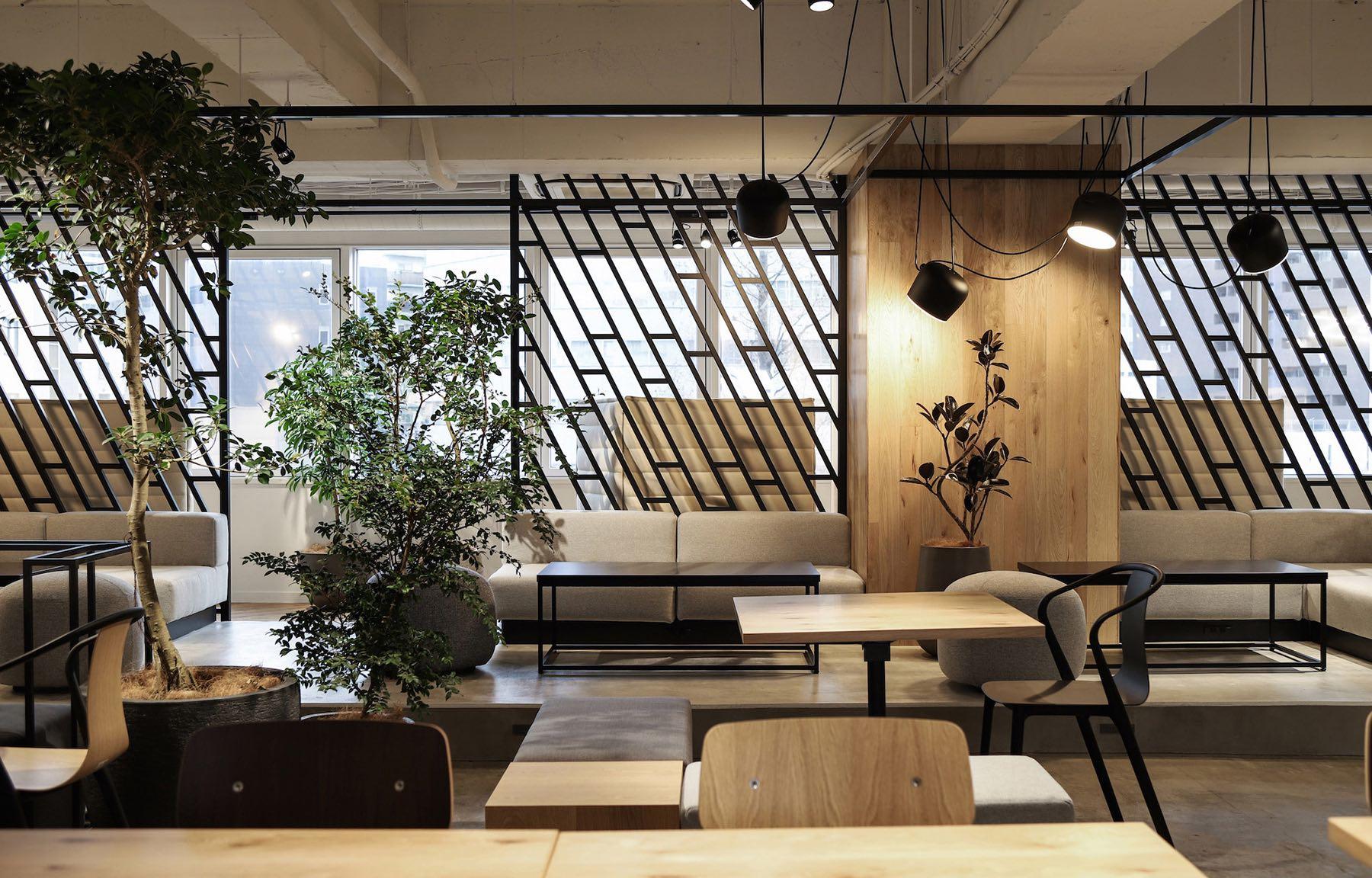 Inside TBWA\HAKUHODO's Biophilic Tokyo Office