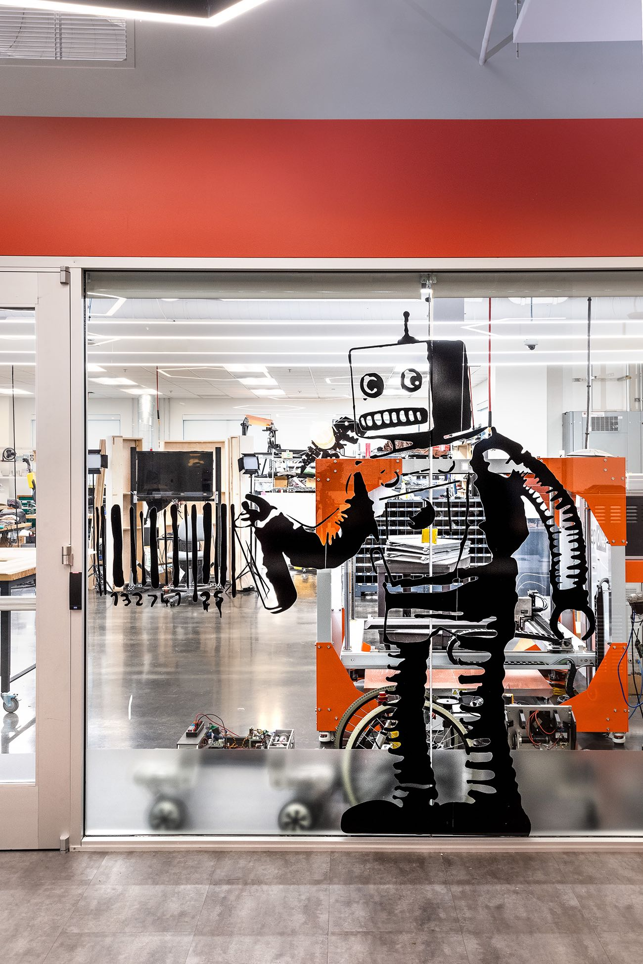 A Tour Of Toyota Research Institute's Los Altos Office