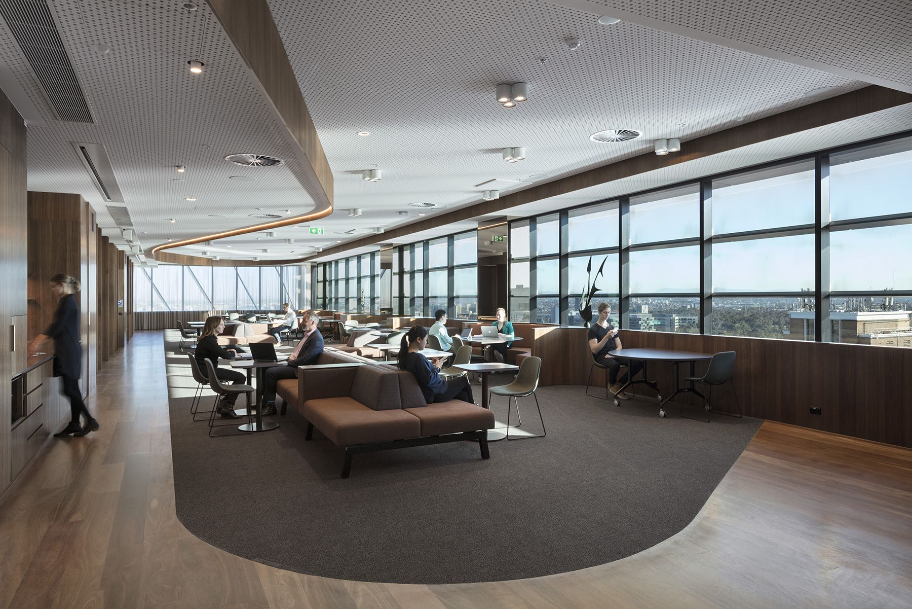 A Look Inside VCCC's New Melbourne Office