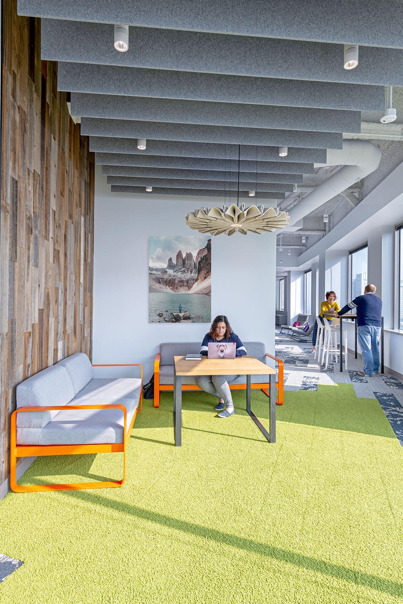 A Look Inside Adobe's Modern San Jose Headquarters