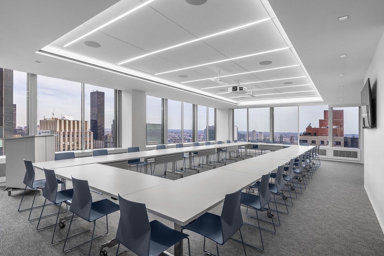 A Look Inside Broadridge's New NYC Office