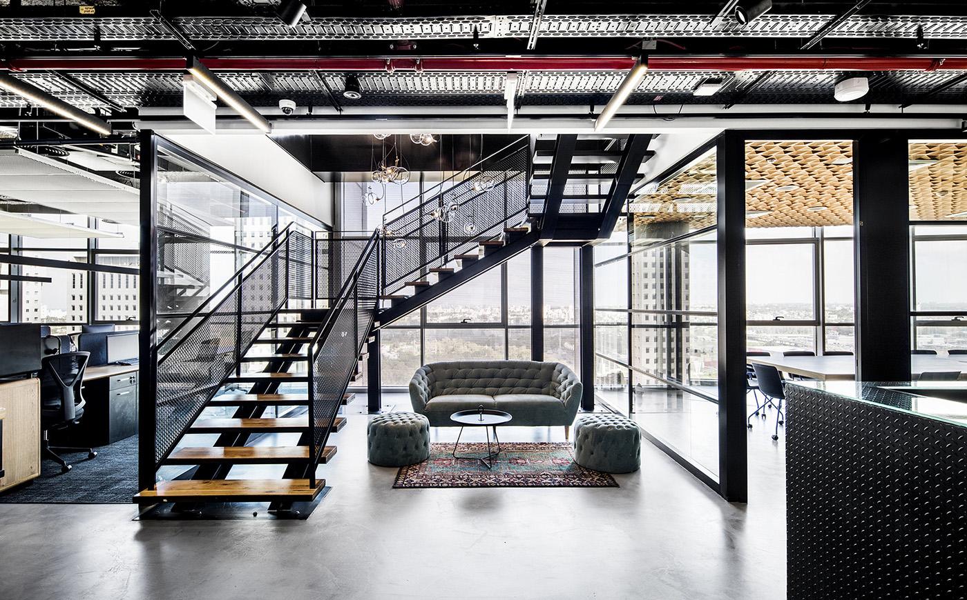 A Look Inside DataMap's Modern Tel Aviv Office