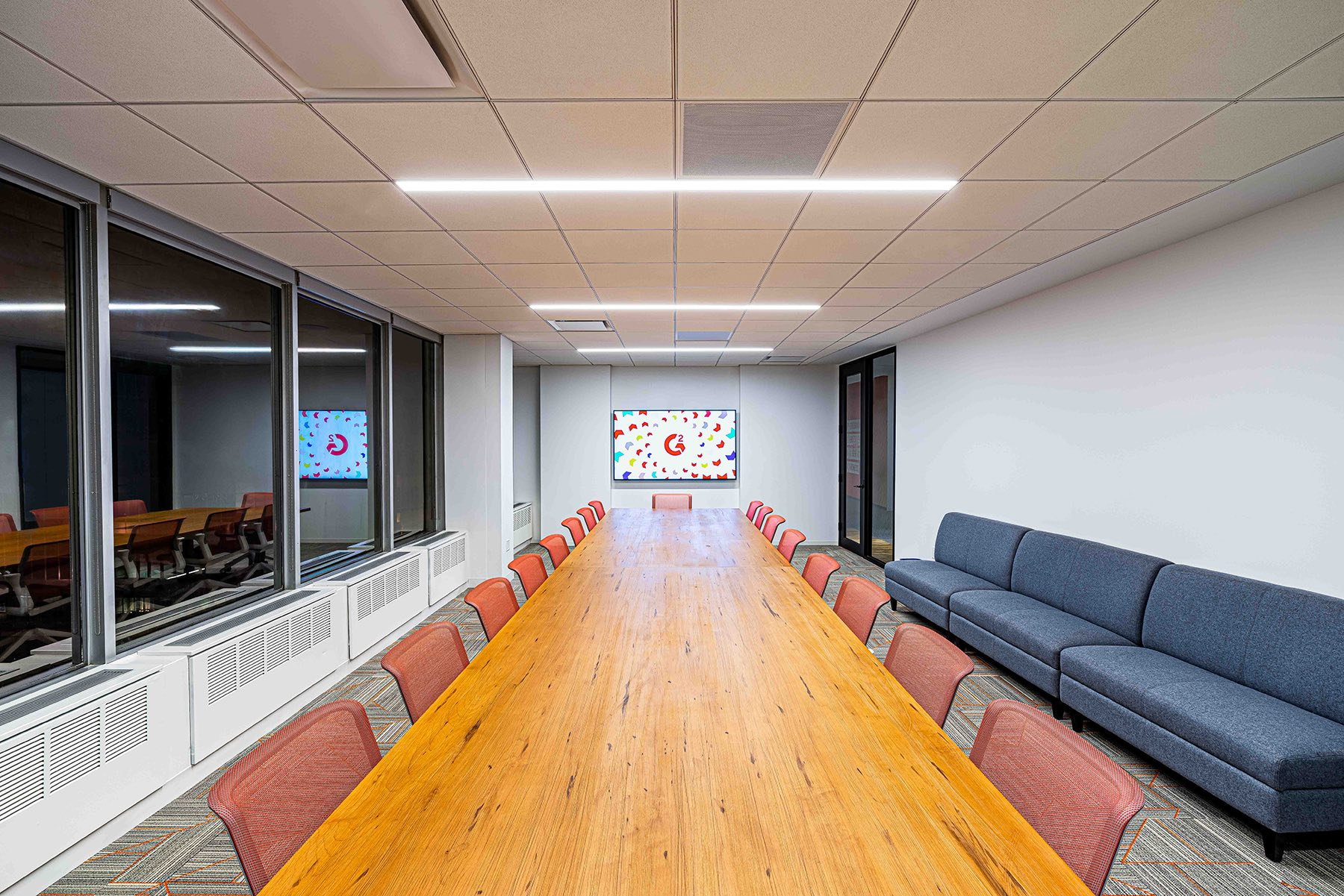 A Look Inside G2's Cool New Chicago Office