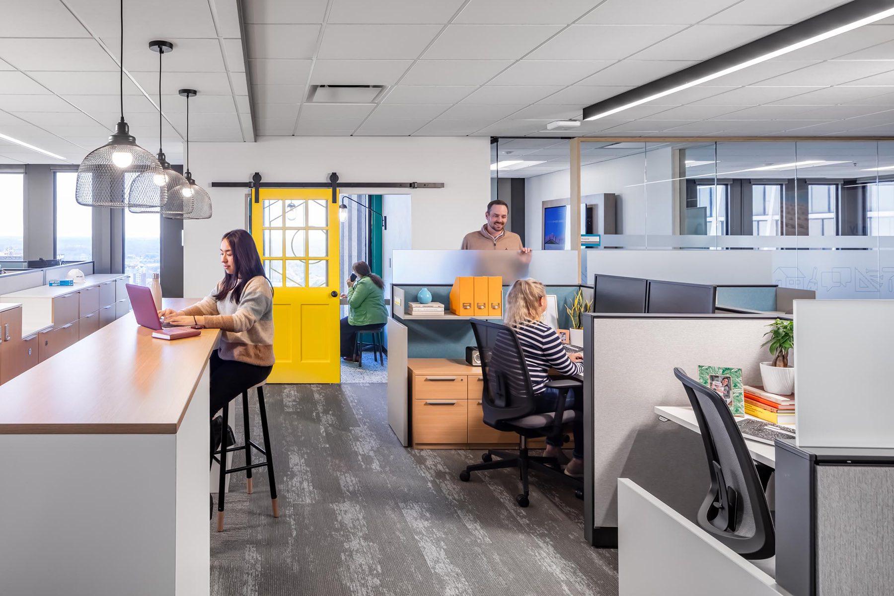 A Tour Of Habitat For Humanity's Atlanta Headquarters