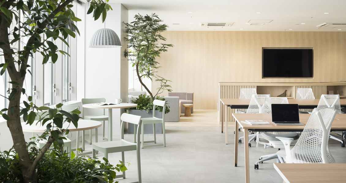 Inside Japan Association of Athletics Federations' Minimalist Tokyo Office