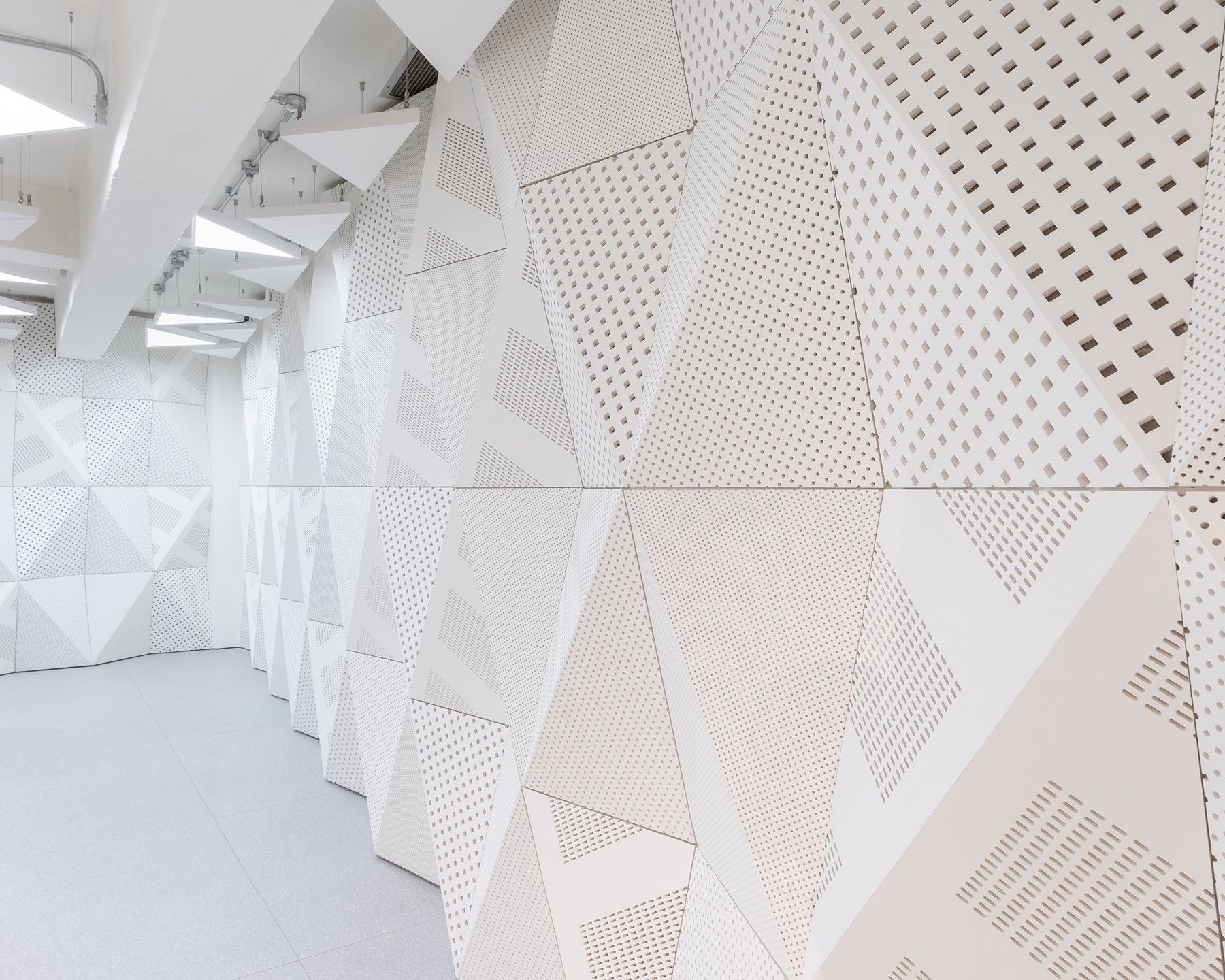 A Tour Of Knauf's Cool New London Office