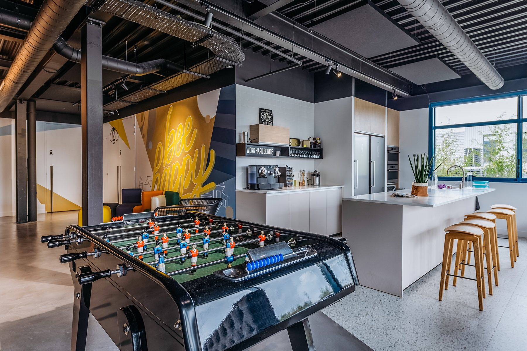 A Tour Of Le Village's New Paris Coworking Space