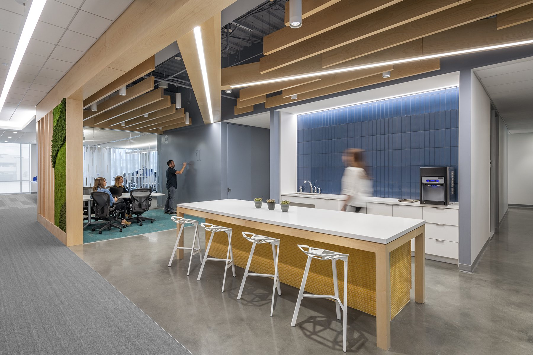 A Tour Of Nokia's New Dallas Office