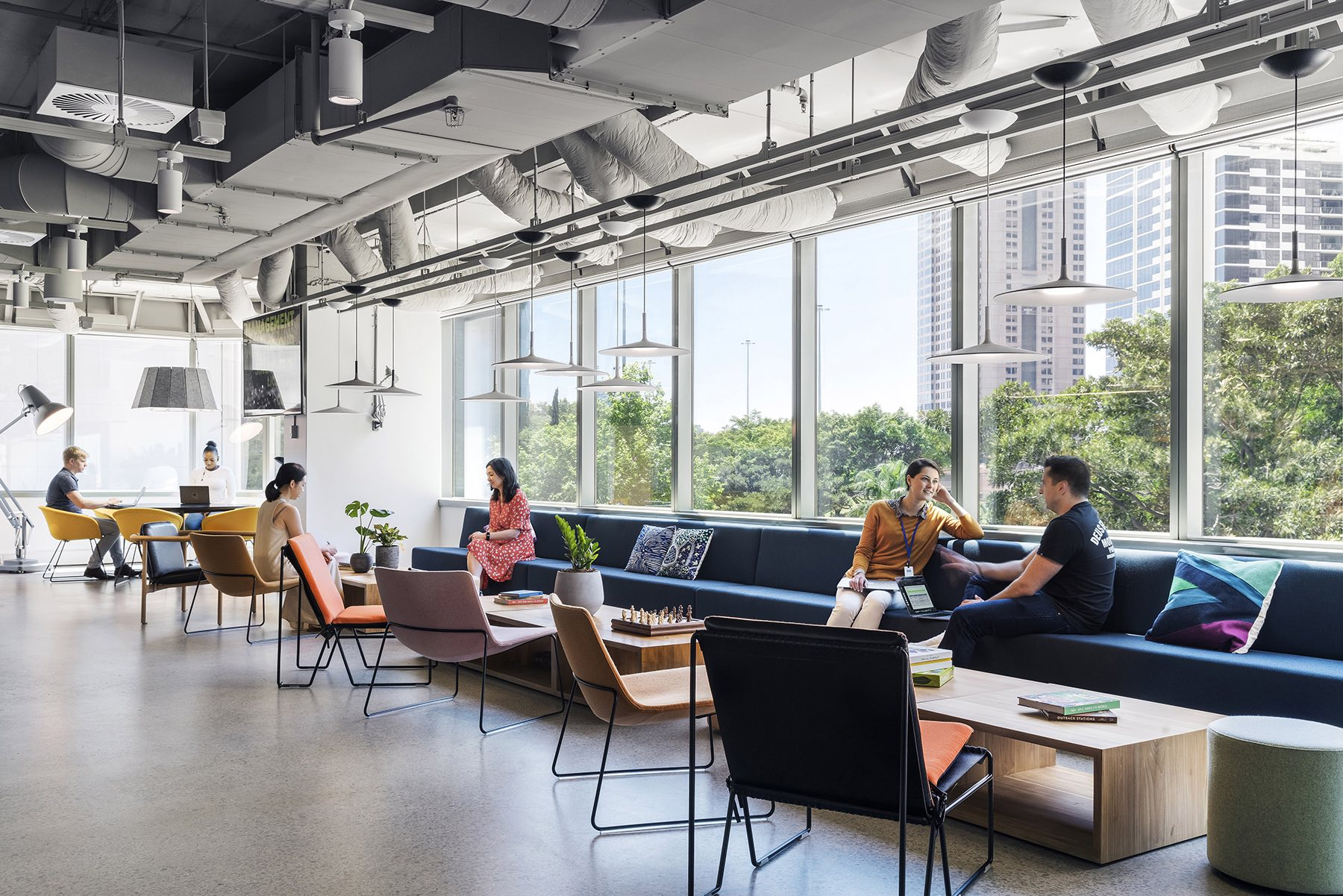 A Tour of Nutanix's Modern Sydney Office
