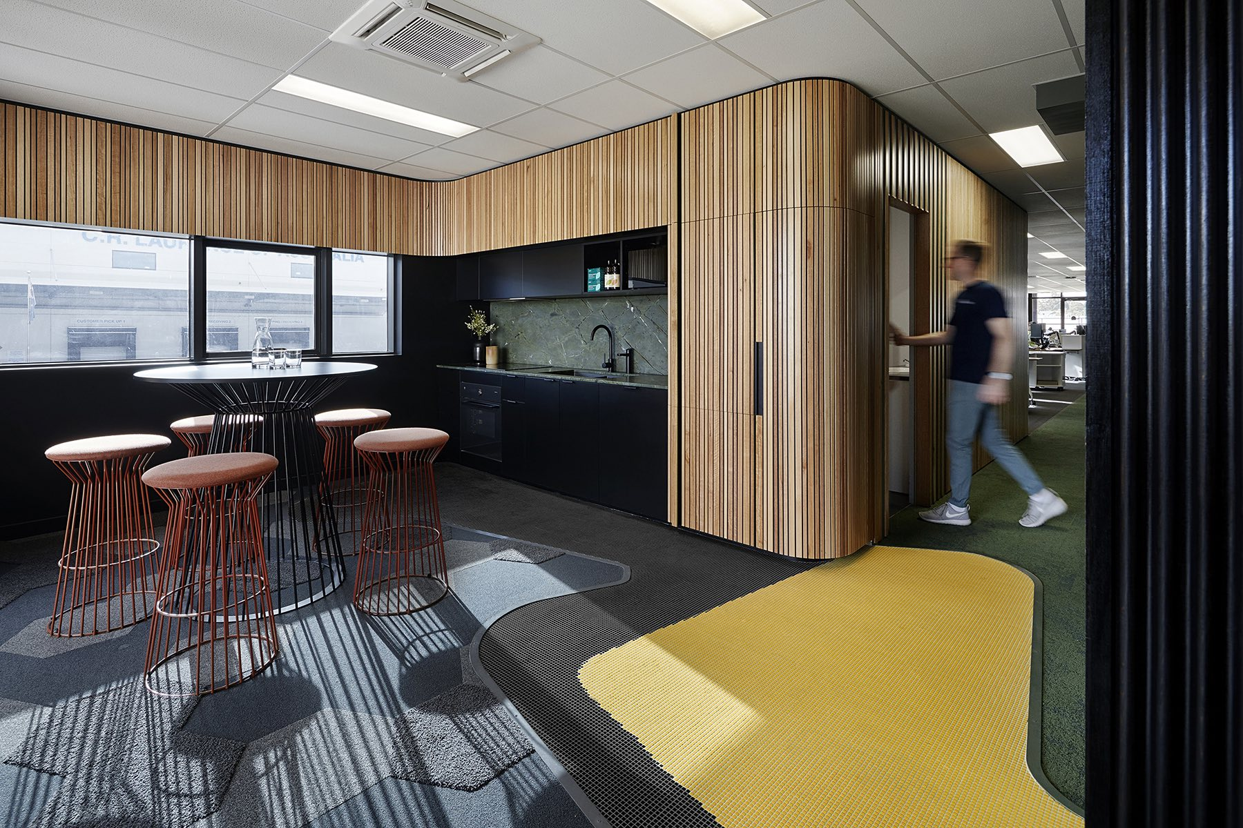 A Look Inside Orchard Manufacturing's New Melbourne Office