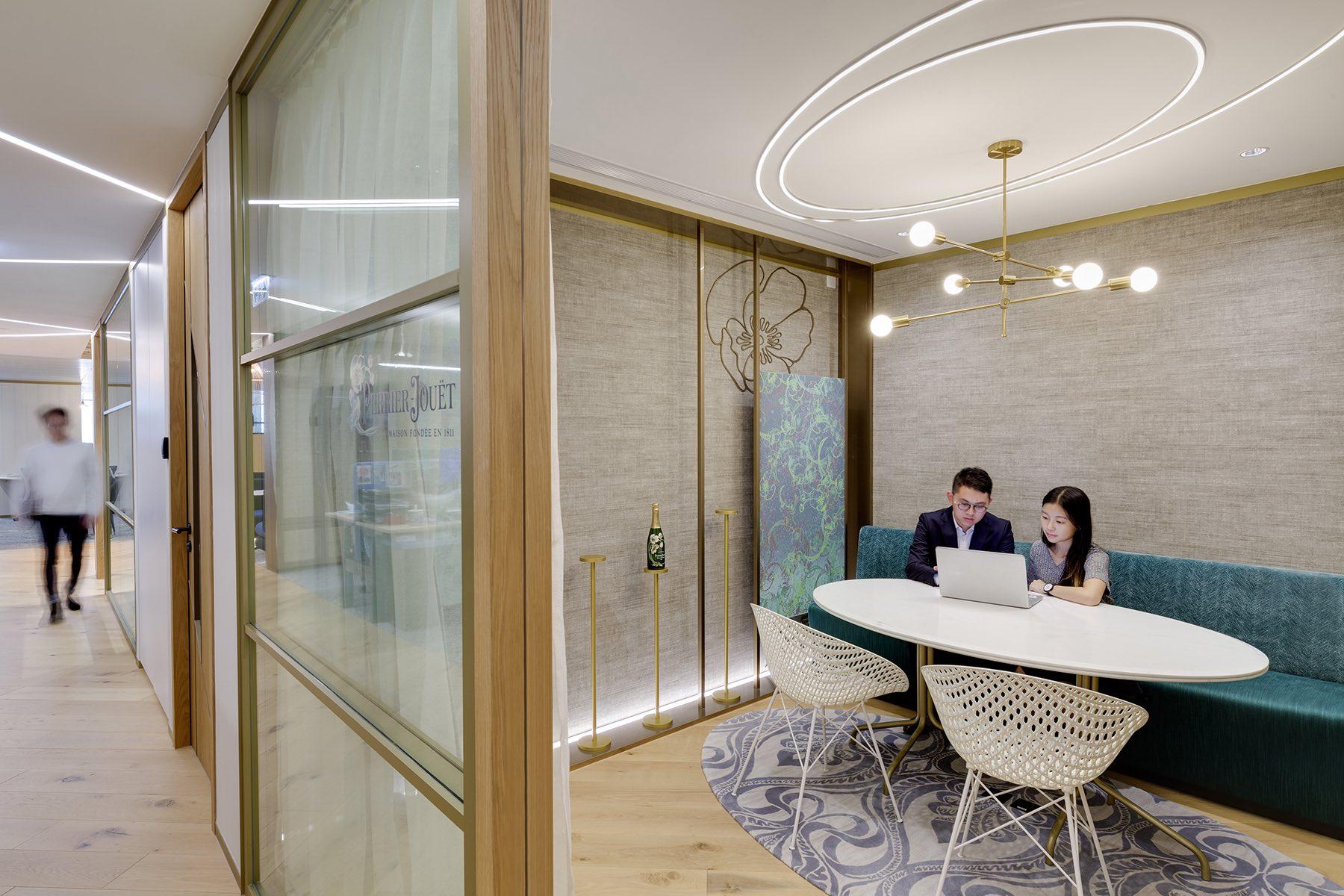 A Look Inside Pernod Ricard's New Hong Kong Office