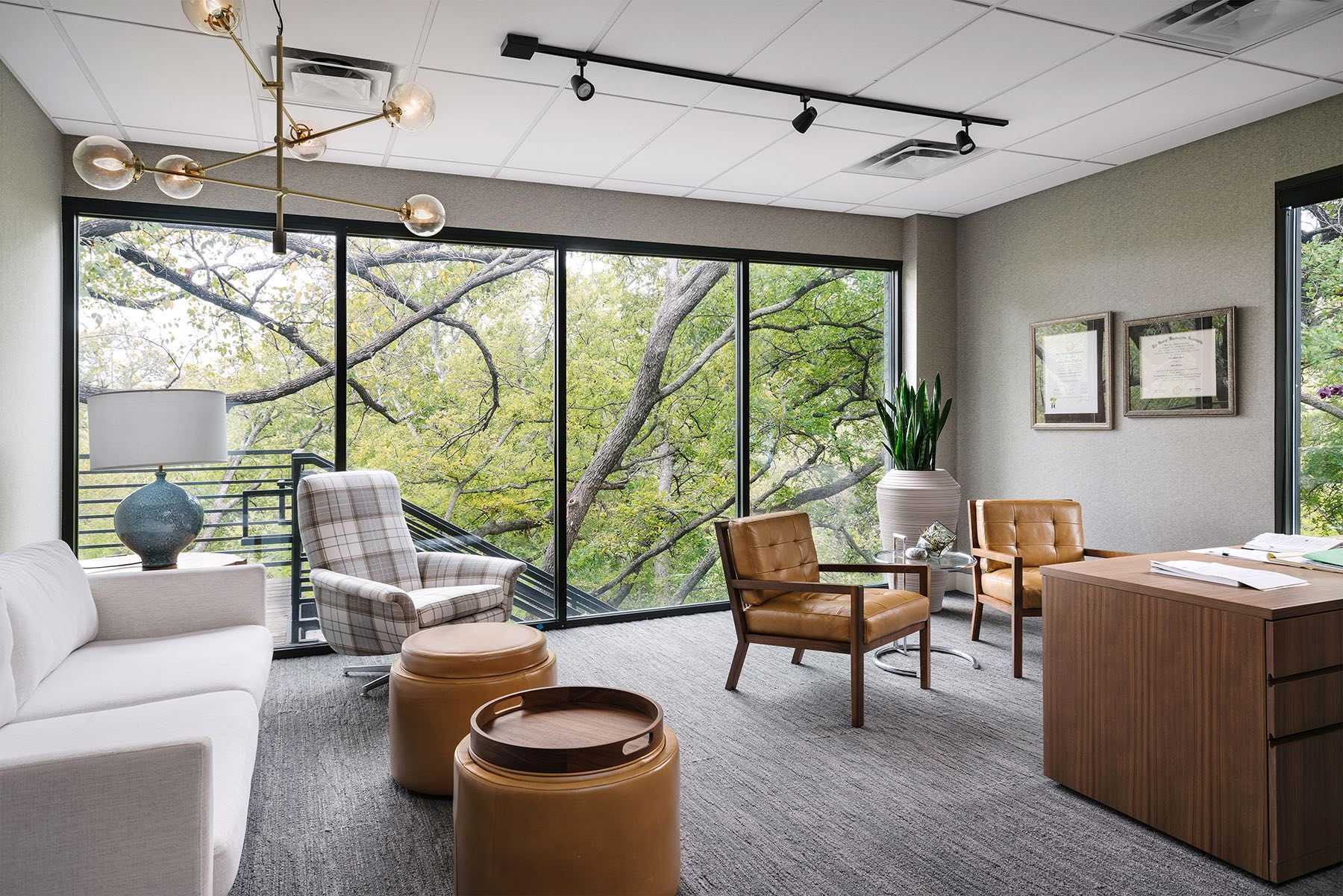 A Tour of Private Law Firm Offices in Austin