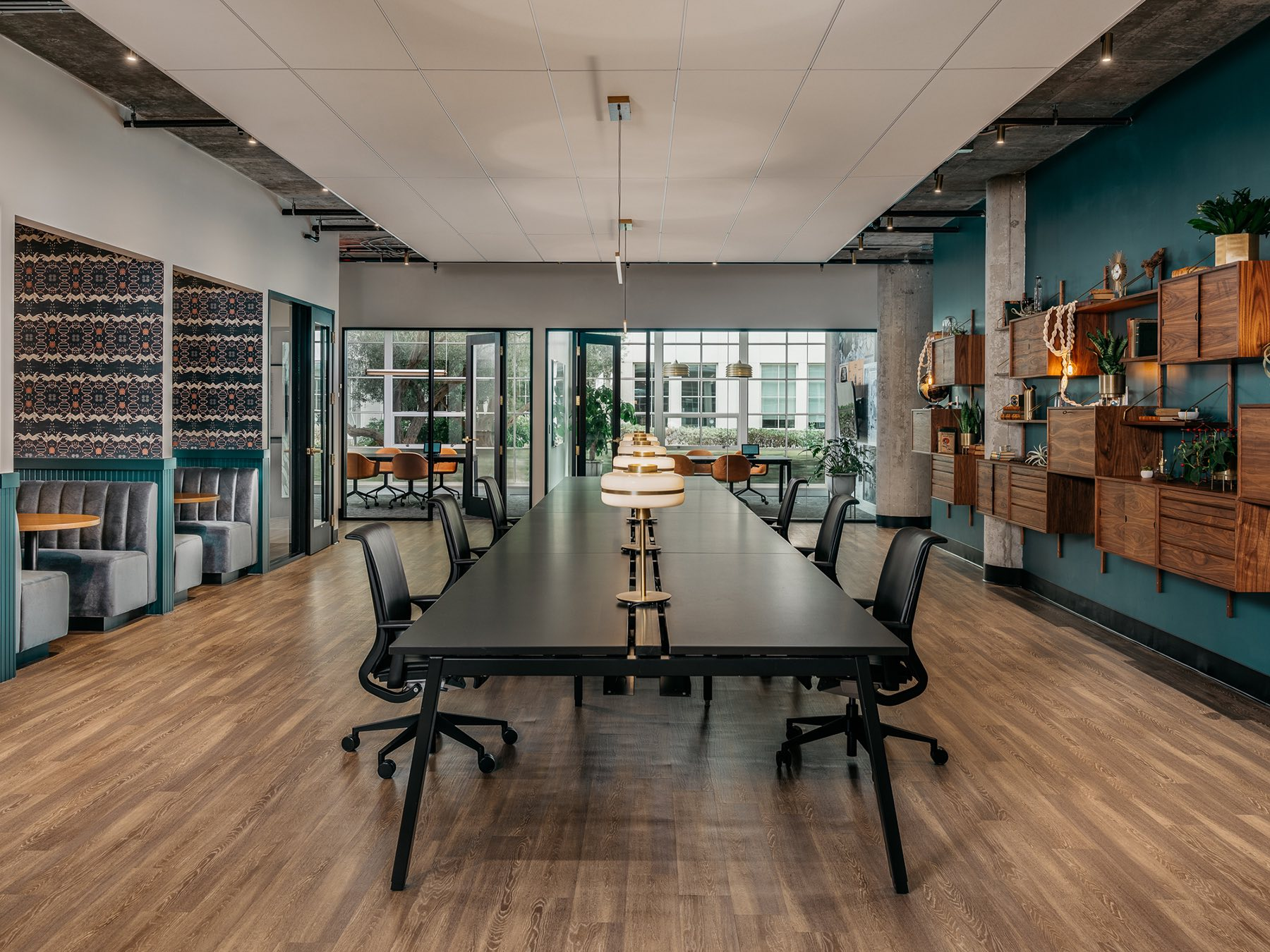 Inside The Production Board's New San Francisco Office