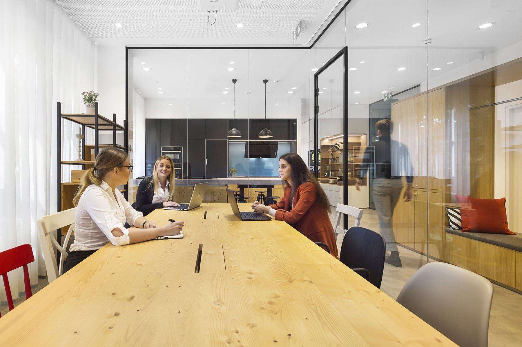 A Look Inside BSH's New Ljubljana Office