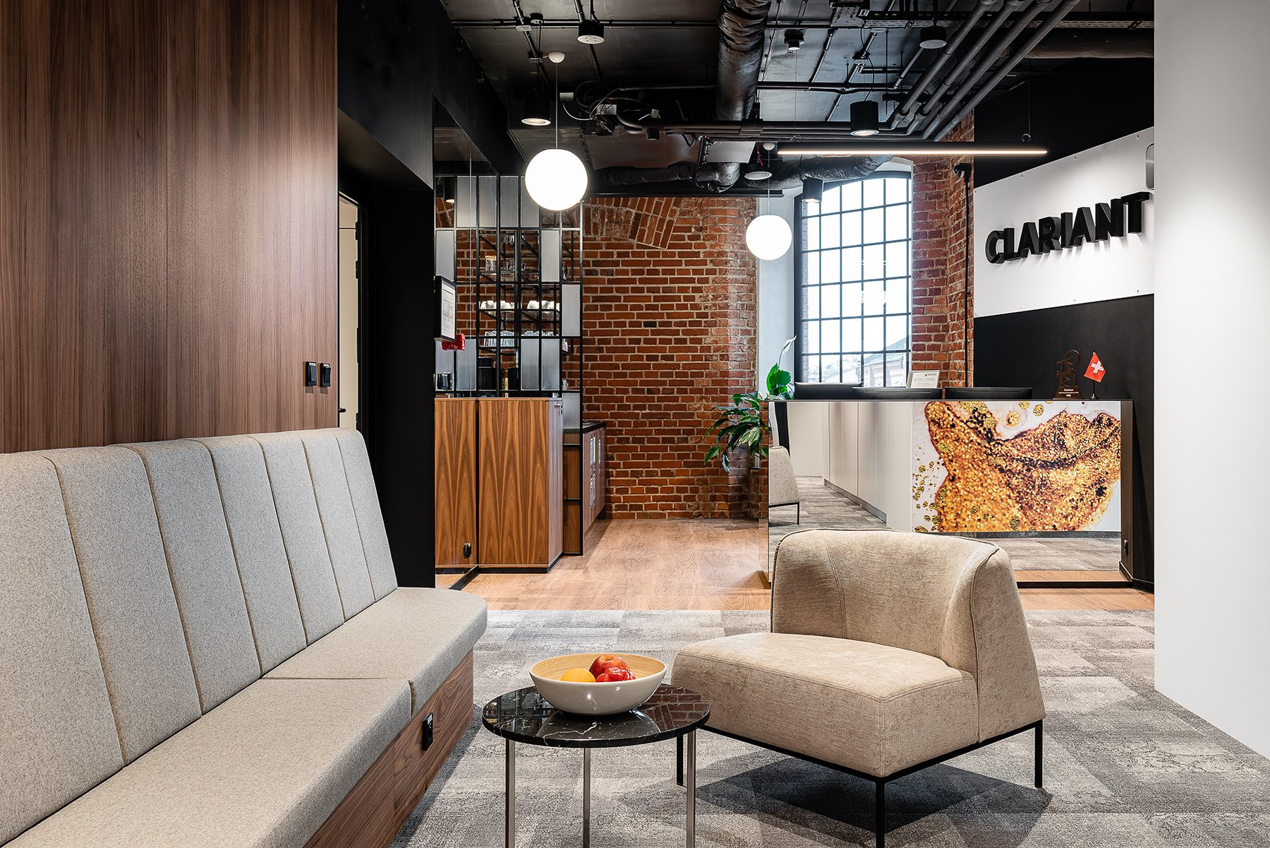A Look Inside Clariant's New Lodz Office