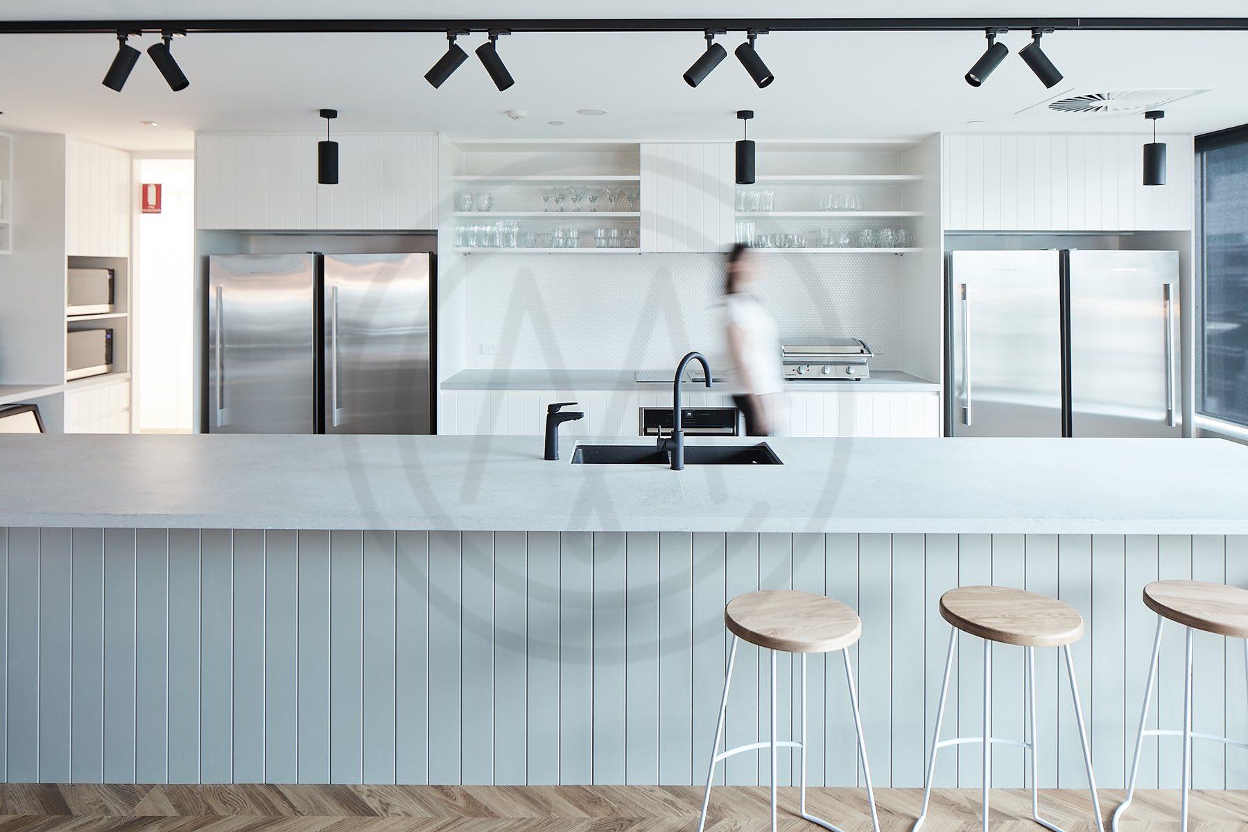 A Look Inside Deswik's Modern Brisbane Office