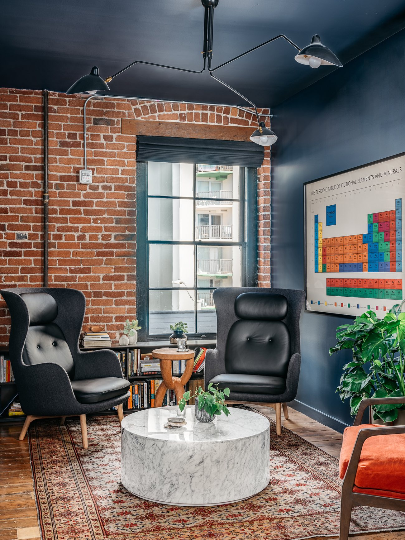 A Look Inside EcoR1 Capital's New San Francisco Office