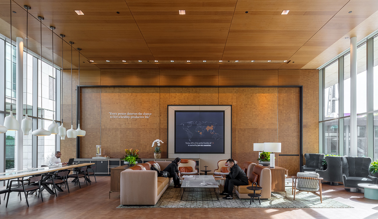 Inside Global Non-Profit Foundation's New Seattle Headquarters