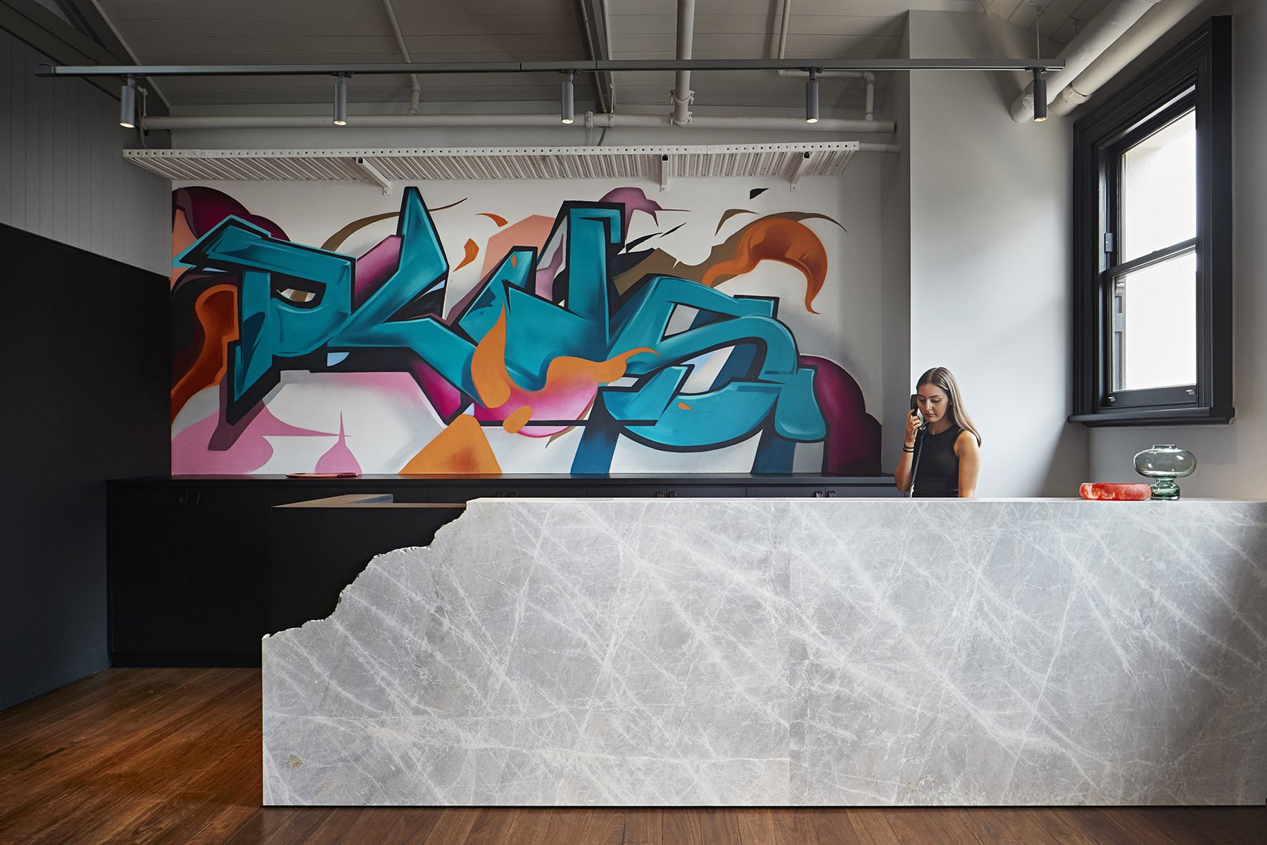 A Look Inside Plus Architecture's New Melbourne Office
