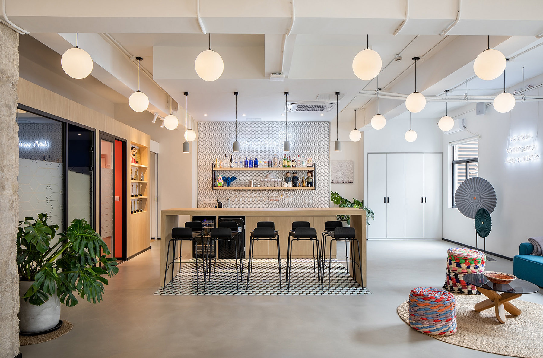 A Tour of Switching Time's New Shanghai Office