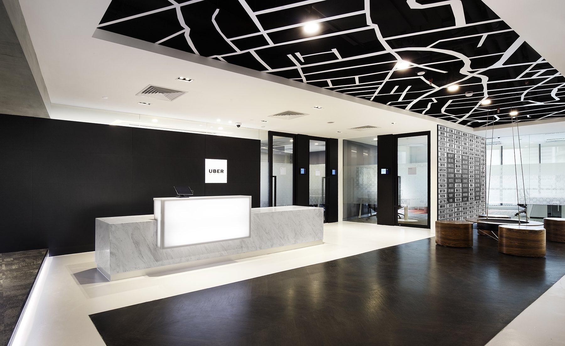 A Look Inside Uber's Kuala Lumpur Office
