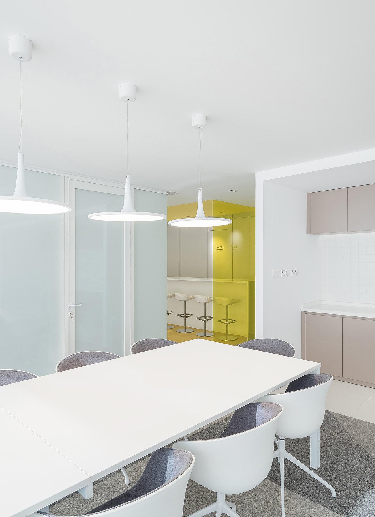 A Tour Of ViaBTC's Minimalist Shenzen Headquarters