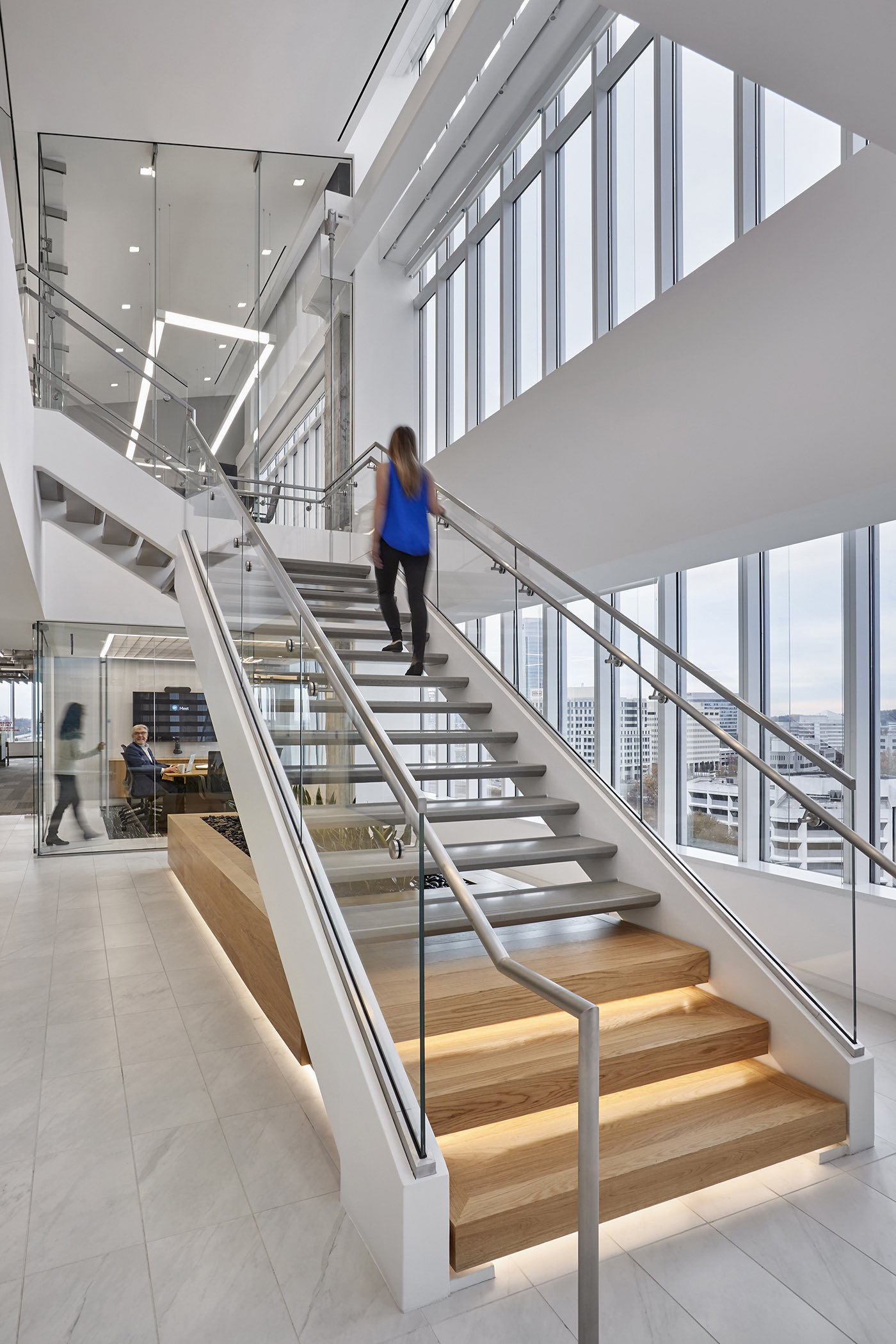 A Tour Of Appian's Modern New Tysons Headquarters
