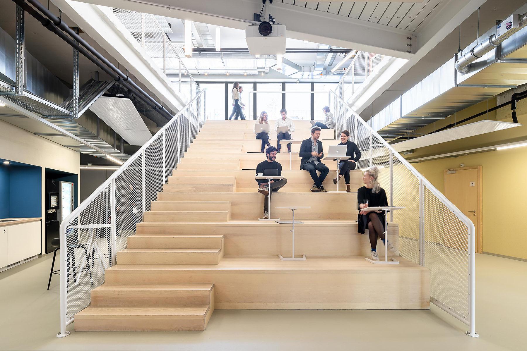 A Tour of Audemars Piguet's Elegant Le Brassus Office