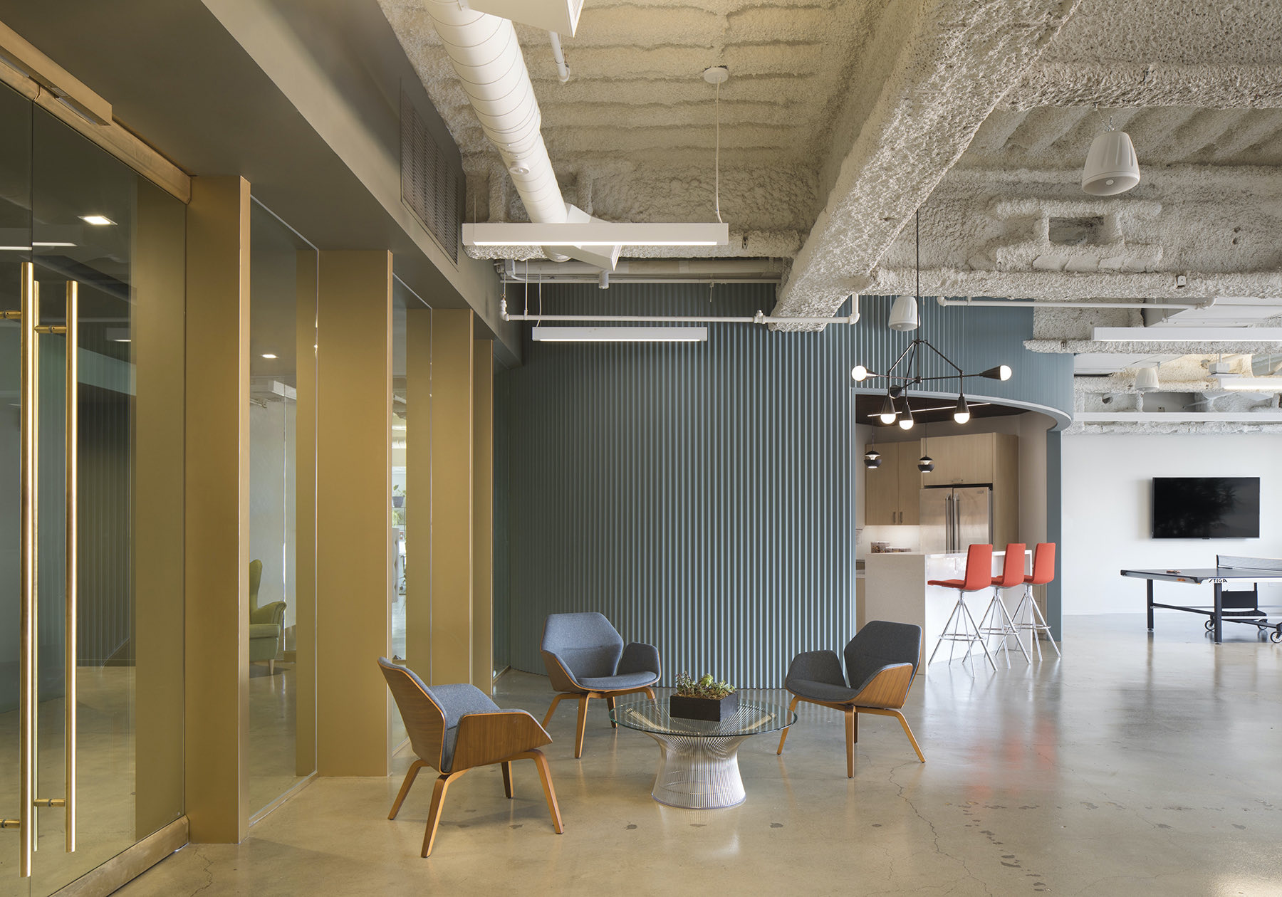 A Look Inside Battery Ventures' New San Francisco Headquarters