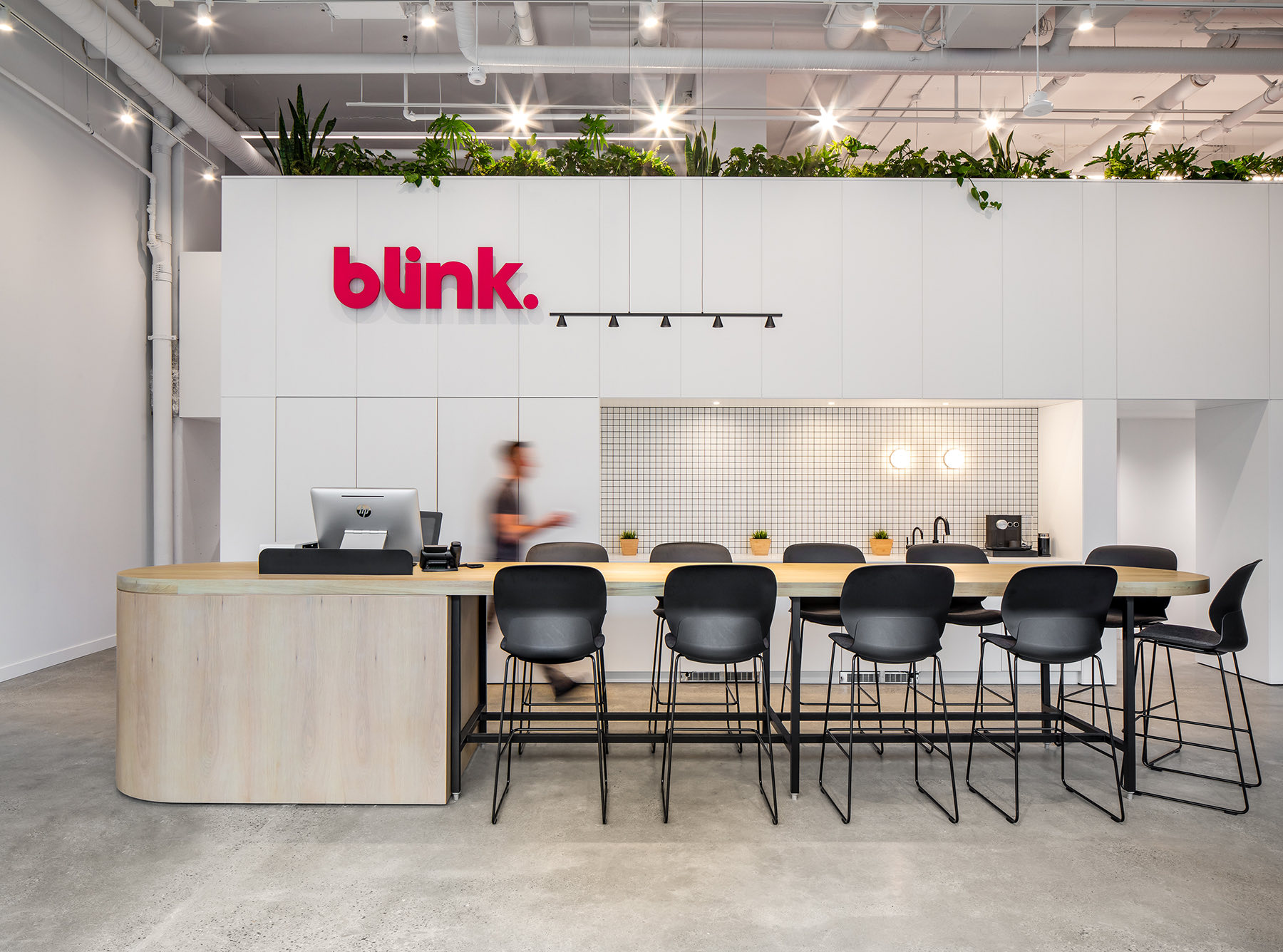 A Peek Inside Blink's Sleek New Vancouver Office