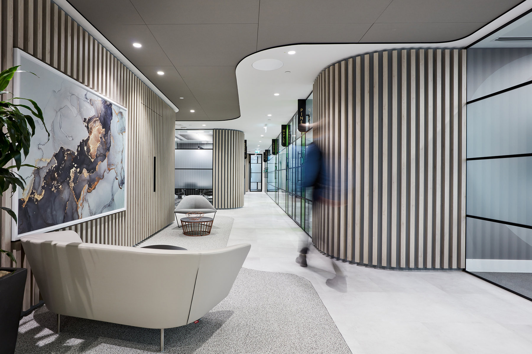 A Look Inside MHA MacIntyre Hudson's New London Office
