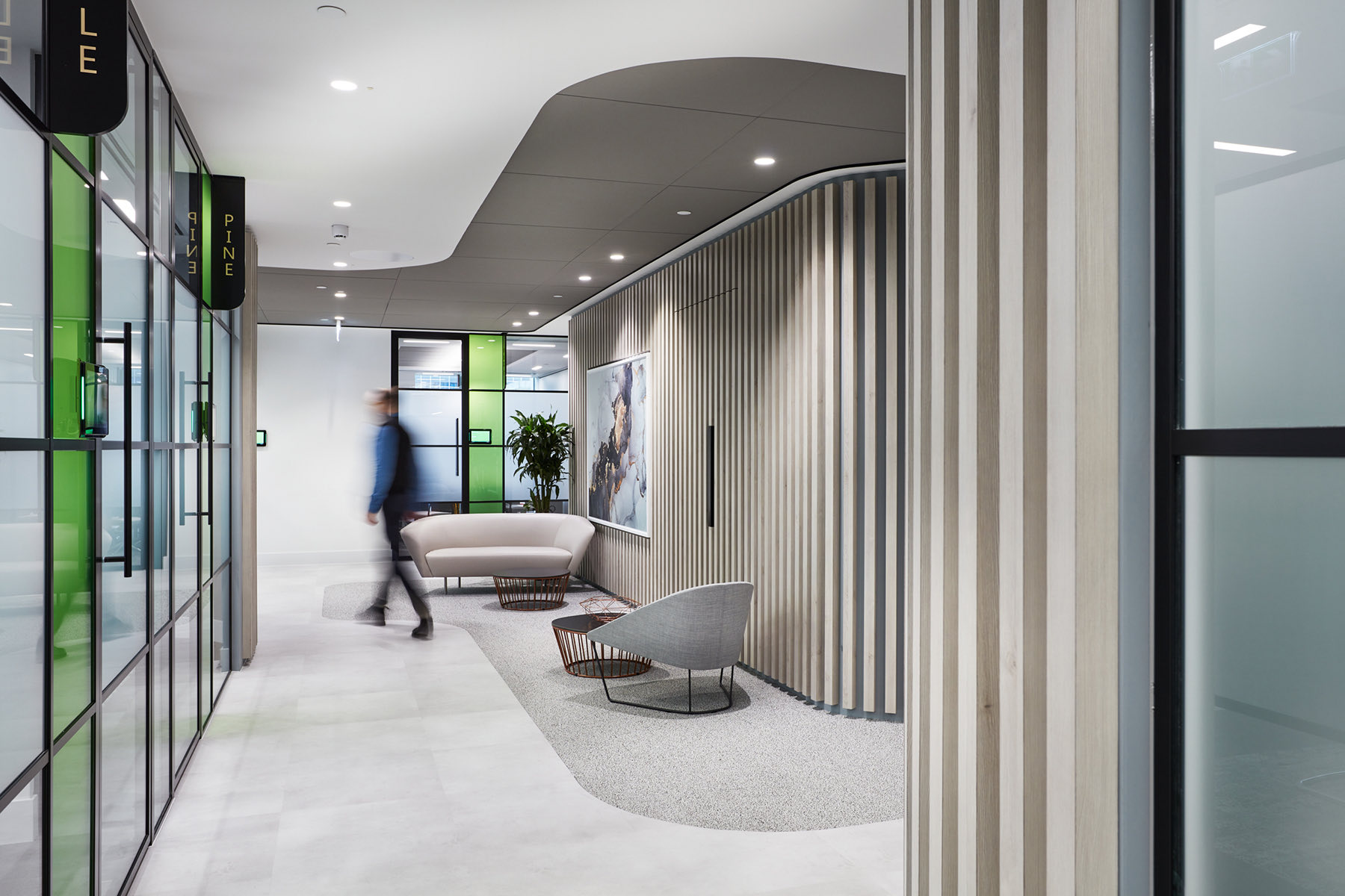 A Look Inside MHA MacIntyre Hudson's New London Office