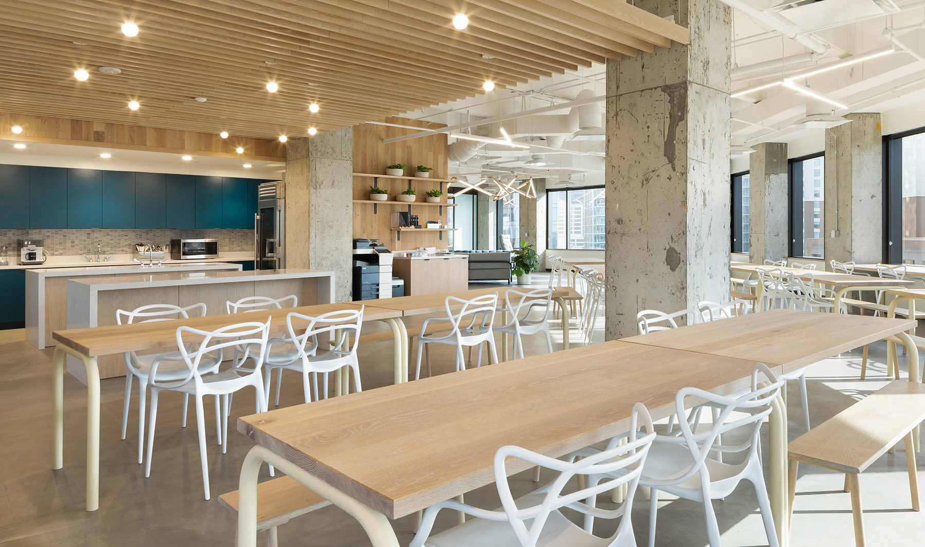 A Tour Of RigUp's New Austin Office