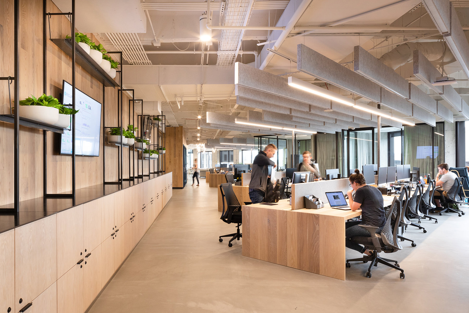 A Tour of RigUp's Cool New Austin Office