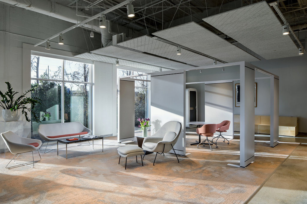 Inside Corporate Environments' New Atlanta Office