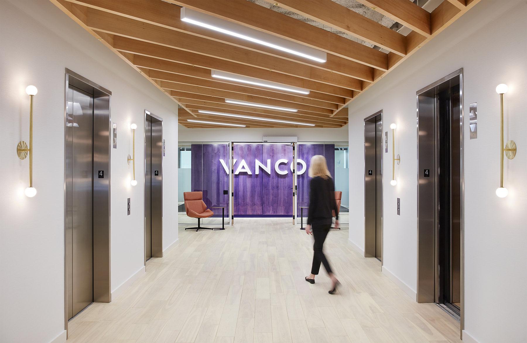 A Tour of Vanco's Elegant Bloomington Office